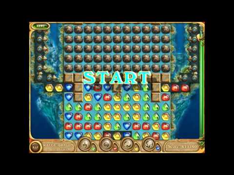Steam Game Playthrough - 4 Elements ~ Book of Water...