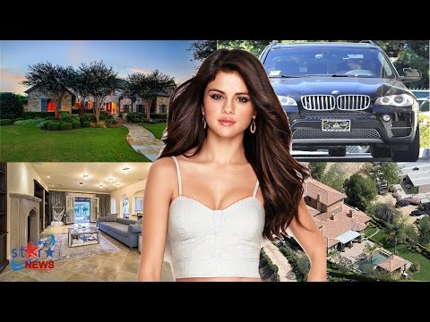 Selena Gomez's Net Worth 2017 🙎 Biography🏡 House🚗 Cars ⭐Income❤ Pets