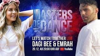 LIVE 🔴 | Let's Watch Together mit Dagi Bee und Emrah | Masters of Dance auf ProSieben | Episode 2