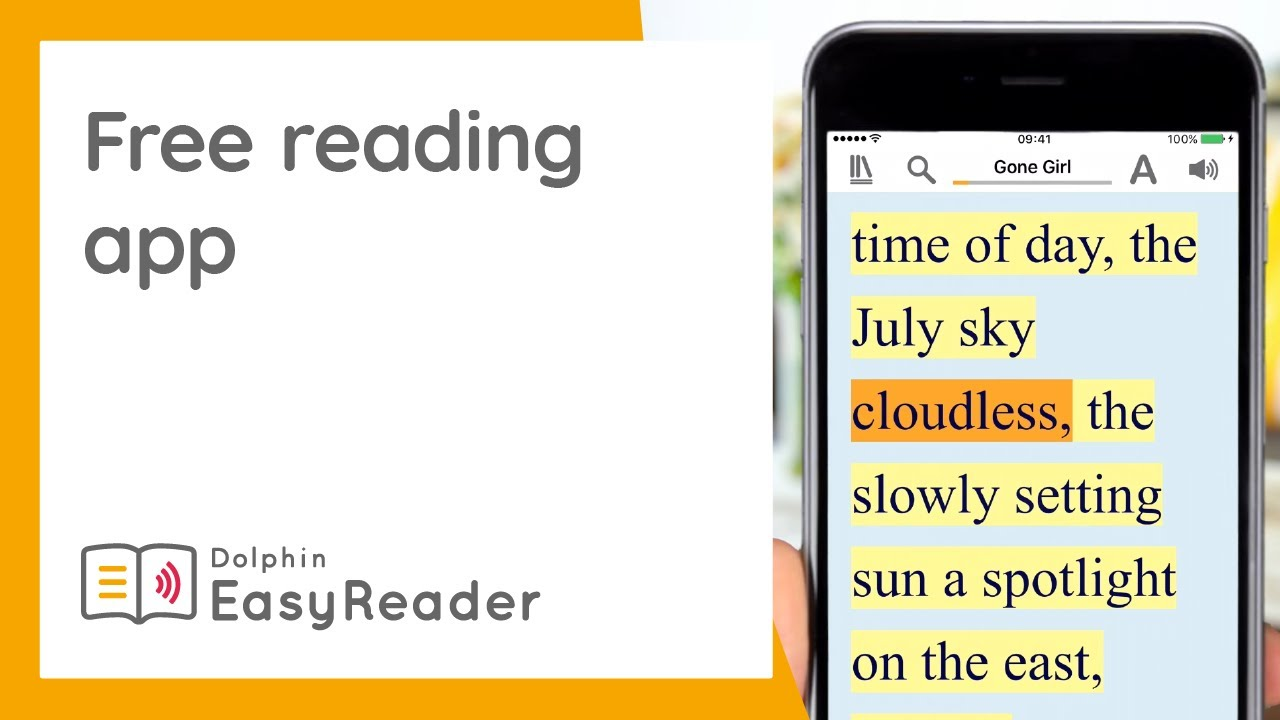 EasyReader for iOS and Android | Dolphin Computer Access