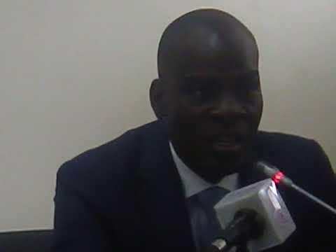 Full Video  Minority's Statement on Damning Findings against Finance Minister on CHRAJ in US$2 25m B