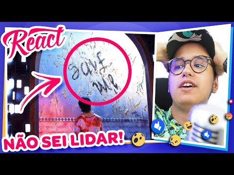 "ELE pirou no FAKE LOVE! | React MV BTS ""FAKE LOVE"" (ANÁLISE)"