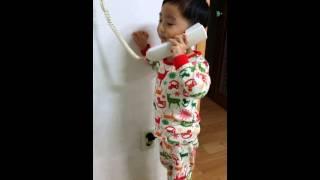 29개월)인터폰으로 전화하기 3