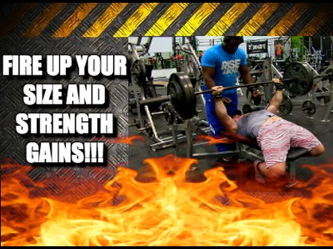 Build More Chest Mass & Bench Press Strength [Full Workout]