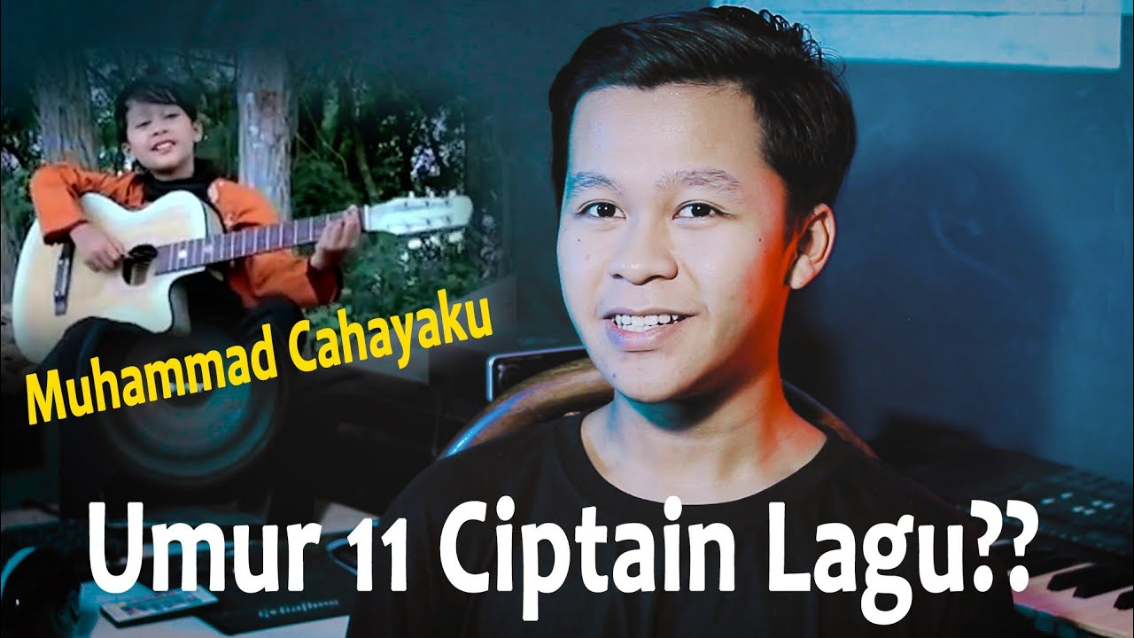 CIPTAIN LAGU SHOLAWAT SENDIRI DI UMUR 11 TAHUN??