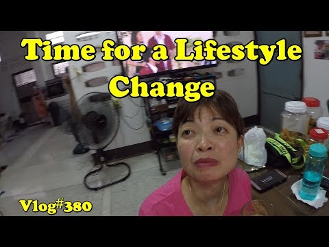 Time for a (temporary) Lifestyle Change!