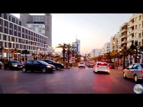 RABAT -Traversée Hay Riad- محج حي الرياض