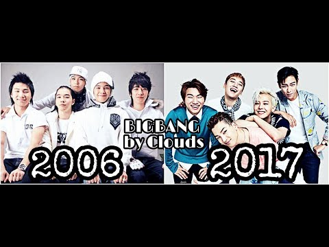 BIGBANG Evolution 2006  2017 👑 MV Ver