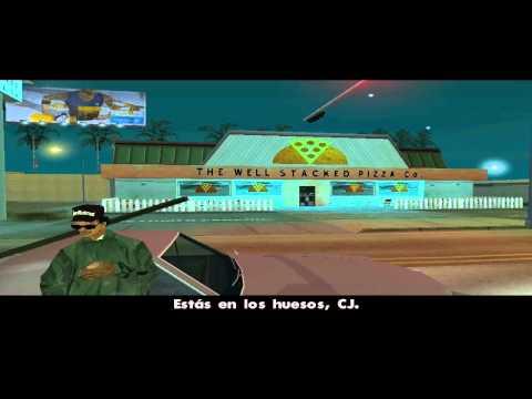 Gta San Andreas Guía:Mision 2-Ryder