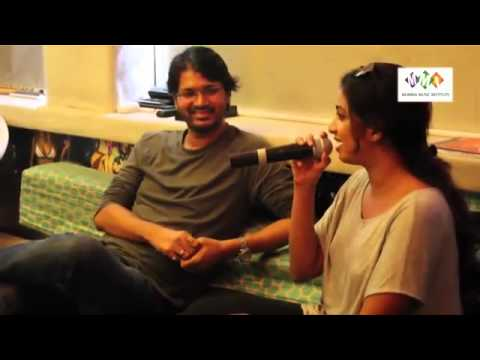 Shreya Ghoshal singing jao pakhi ib MMI