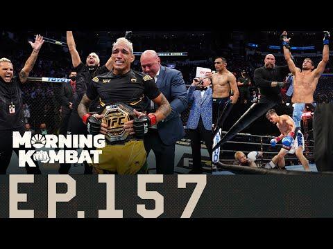 Morning Kombat | UFC 262 Recap: Oliveira KOs Chandler, Ferguson Loses & more