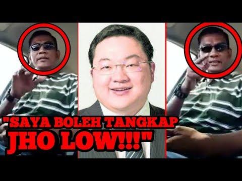 Siapa Mamat Ni? Confirm Tangkap Jho Low?