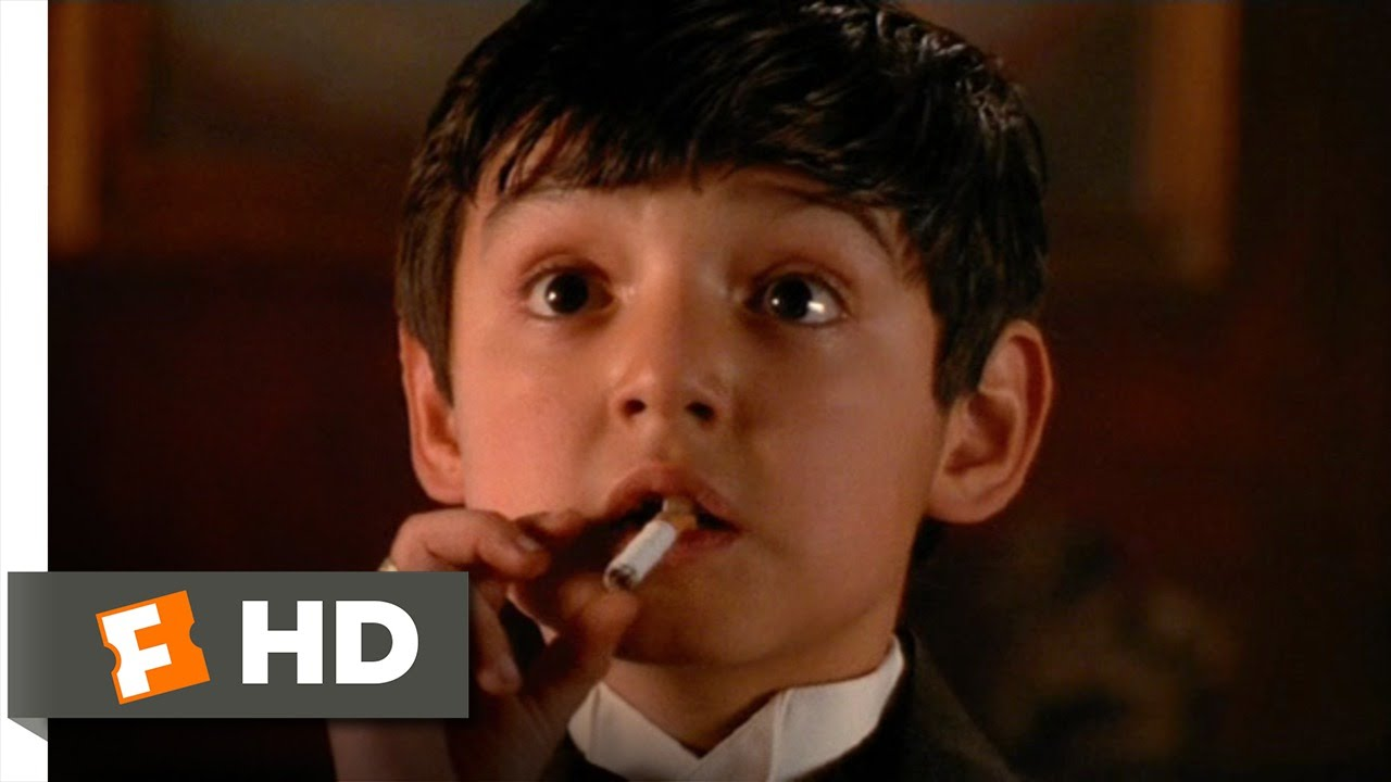Four Rooms 7 10 Movie Clip Did They Misbehave 1995