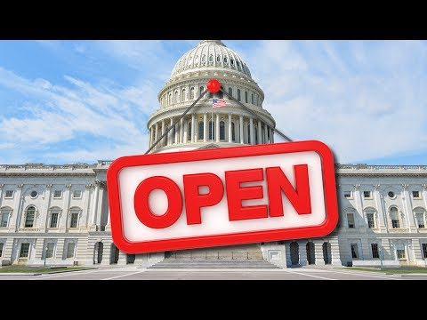 Shutdown Over, GOP Crushed, Funding Secured (Until January)