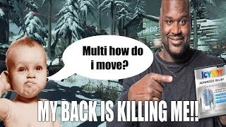 CALL OF DUTY GHOST - MY BACK IS KILLING ME!! by Multi Styles