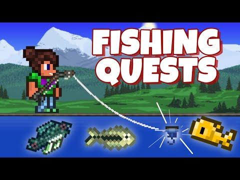 TERRARIA FISHING QUEST GUIDE