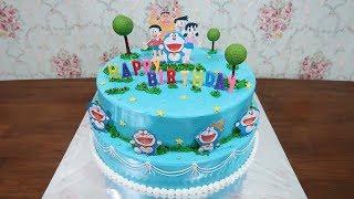Video Birthday Cake Decorating For Kids 🍰 Happy Birthday Cake Doraemon Biggest By LeNsCake Kdi download MP3, 3GP, MP4, WEBM, AVI, FLV November 2018