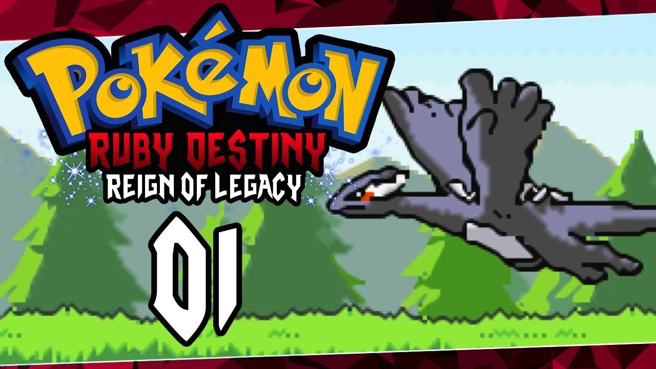 Pokemon league of legend rom