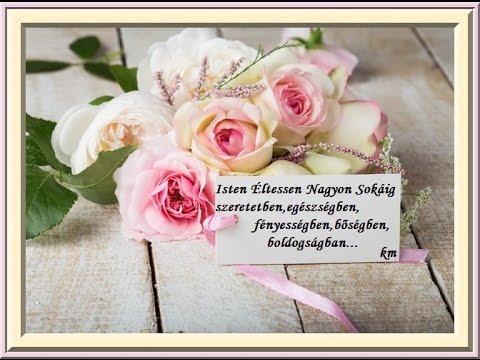 boldog szülinapot barátnőm ❤Szívemből Boldog Szülinapot kívánok Drága Barátnőm❤   YouTube boldog szülinapot barátnőm