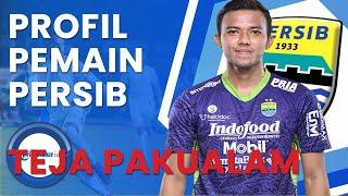 Profil Pemain Persib Bandung, Teja Paku Alam Gagalkan Penalti Ezechiel