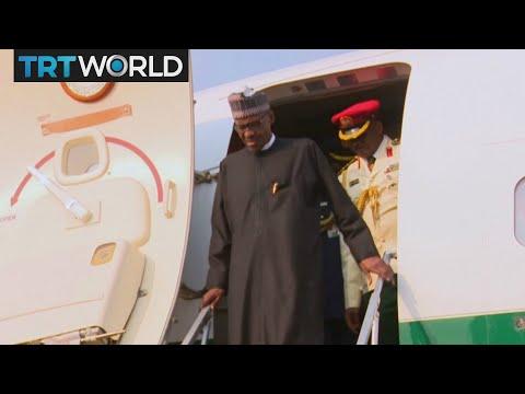 Money Talks: Nigerian president returns from medical leave