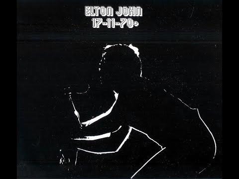 Elton John - Can I Put You On (17-11-70+) With Lyrics!