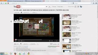 337 DDTANK BUG DOS CUPONS DA NOVA VERSÃO ATE DIA 1506