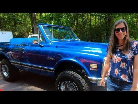 2019 Cruising The Creek Bank Car Show: Leeds Alabama