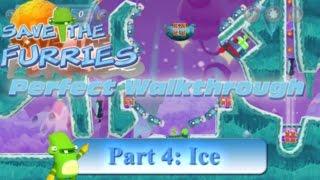 Save the Furries PC/Steam Walkthrough World 4 Ice (Levels 31-40)