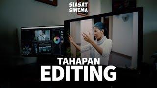 Download Tahapan Dalam Editing Film - #SiasatSinema