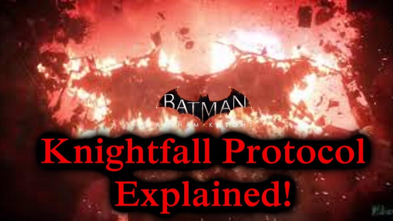protocol knightfall ending relationship