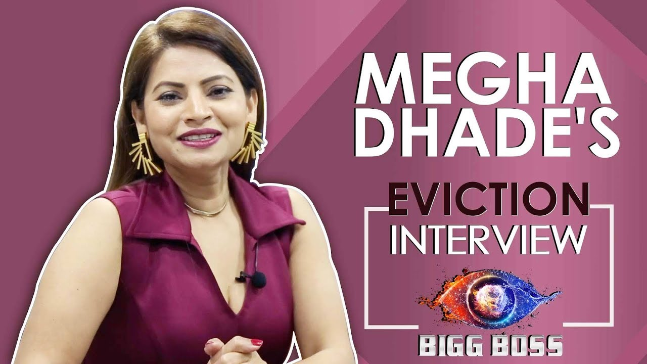 Megha Dhade's EVICTION Interview | Bigg Boss 12 | EXCLUSIVE