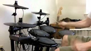 Gorillaz - 19-2000 Soulchild Remix (Drum cover)
