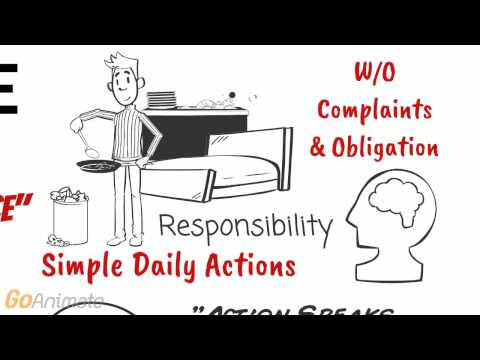 Act of Service   The 5 Love Languages Animated