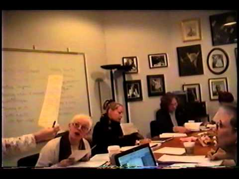 Motif Core Working Group October 29, 2004, Video 1 of 8