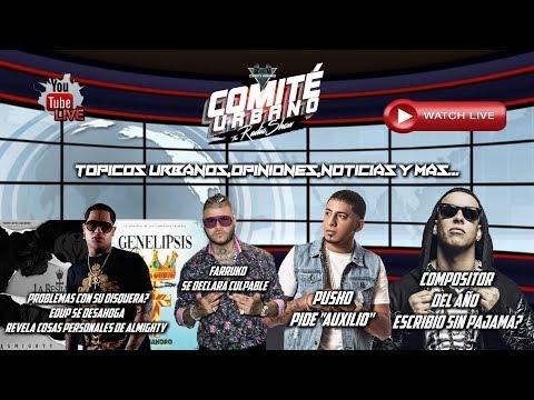 Daddy Yankee Compositor Del Año | Farruko se Declara Culpable | Almgihty Vs Disquera | Pusho Auxilio