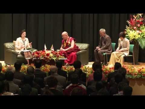 HH The Dalai Lama's talk at Chiba Institute of Technology, Japan