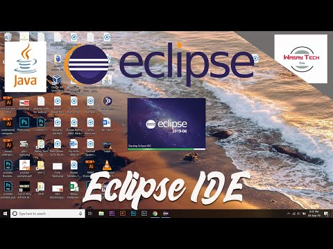 How To Install Eclipse IDE For Java | Eclipse Compiler For Java