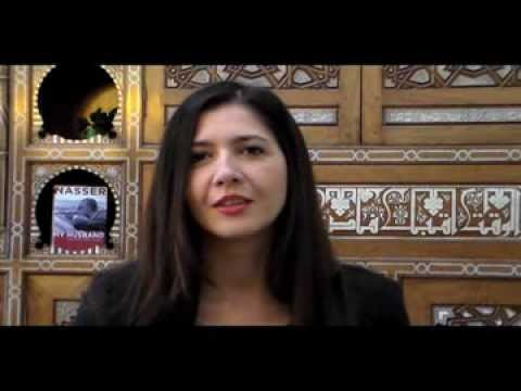 Tahia speaks about her grandfather, the iconic Arab leader Gamal Abdel Nasser