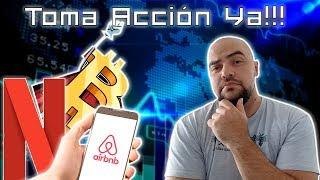 ¡¡Paga Airbnb y Netflix con Bitcoin Sigue la Adopción Mundial!!