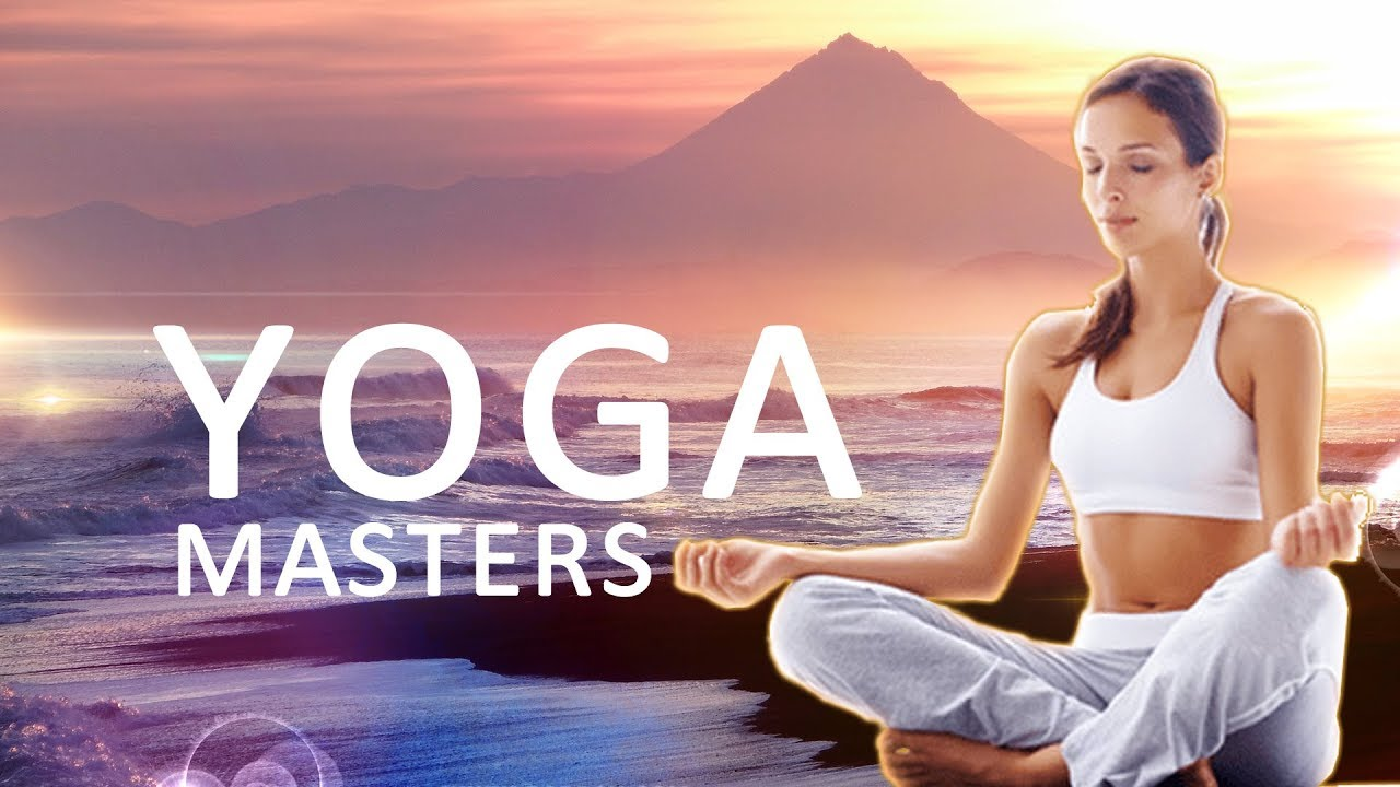 Relaxing Yoga Music Yoga Masters Morning Relax Music For Meditation Stress Relief Flute Music Youtube