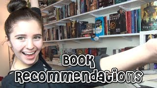 One of abookutopia's most viewed videos: Book Recommendations!