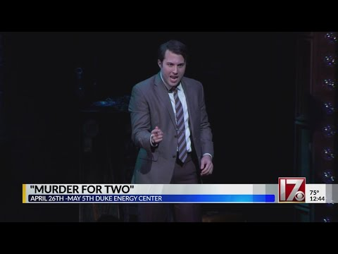 'Murder for Two' coming to Duke Energy Center