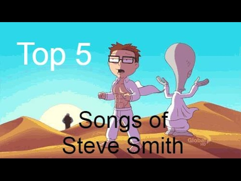 Songs of Steve Smith - Top 5