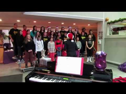 Lester B. Pearson School performs Christmas Concert at the Catholic Education Centre
