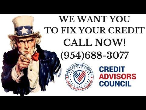 Fix My Credit Fort Lauderdale - (954) 688-3077