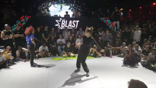 Sarah Bee vs Kate / Outbreak 2017 Final Battle B-girl