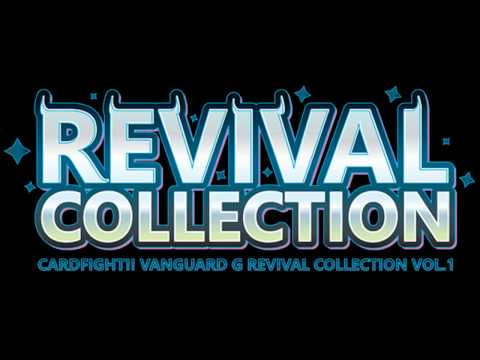 ARG Ashley Opening 16 Booster Boxes of Revival Collection Vol. 1! - Cardfight! Vanguard