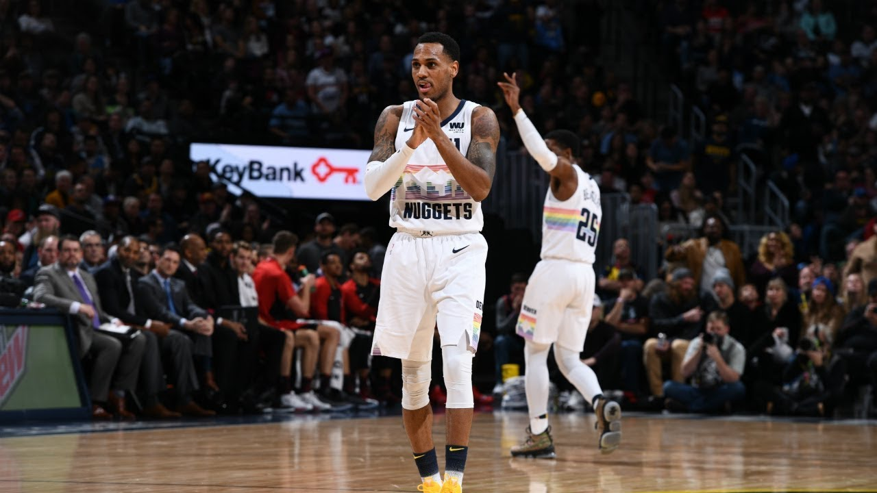 size 40 3c8ad 469b7 Altitude Sports: NBA G League alum Monte Morris on journey to success with  Nuggets