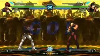 Charex vs GIO.YUC - KOFXIII Southtown Arcade Ranbats Winners Finals
